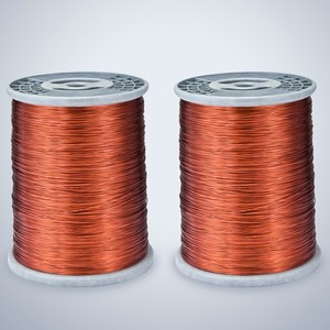 Electrical motor exclusive class 180 H aluminum enameled coated cable winding wire 0.20mm/0.13mm