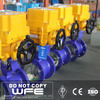 Carbon Steel Electric Actuator Floating Ball Valve
