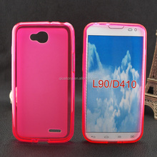 Soft Pudding tpu case for LG L90 D410