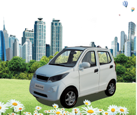 YOGOMO-260_High Quality & Low Price AC Motor MINI Electric Car made in china