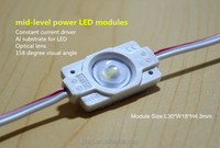 2835 injection constant current driver 1 leds waterproof led module