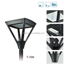 2016 new sensor control street light led with aluminum lamp body in promoton