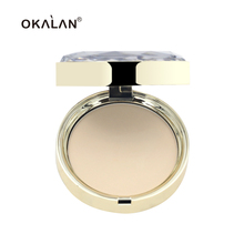 OKALAN Custom Cosmetics Concealer Highlighter Makeup Private Label Protein Powder Compact Face Powder