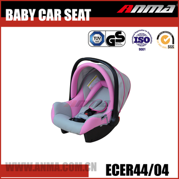 New design durable baby car seat covers