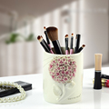 wholesale home decorative resin pen holder