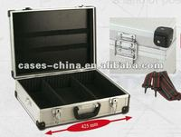 aluminum tool storage case with eva dividers
