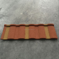 RomanType stone coated steel roofing tile/plastic roof tile
