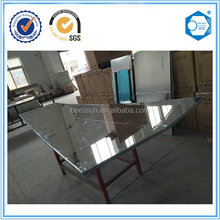 Factory direct sale solar energy top quality photovoltaic solar panel with honeycomb panel and mirror surface