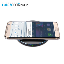 European Quality qi wireless charging pad for samsung s8