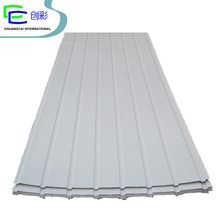 2018 High quality ppgi roofing steel sheet