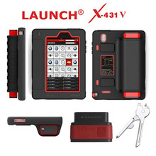 7.0 inch Screen One key upgrade software Launch X431 V Diagnostic Tools with latest price from China