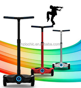 IO CHICreliable quality good price 6.5 Inch 2 wheel folding scooter electric,simple smart self balancing scooter hangzhou chic