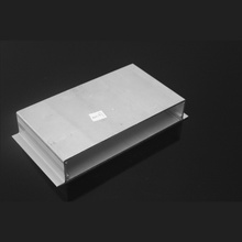 aluminum led light enclosure For 202.5mm width PCB