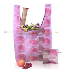 recyclable 190T shop 2012 new cheap polyester canvas shopping bag jute