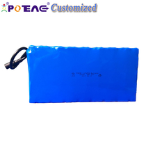 Rechargeable 26650 solar energy storage lifeo4 36v 9Ah lifepo4 battery pack
