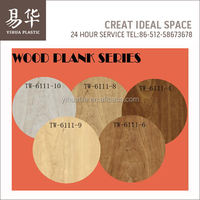 yihua plastic company produce flooring pvc