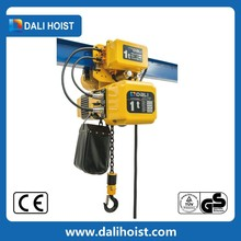 Factory Price Portable Electric Chain Hoist Building Electric Lift