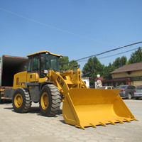 3000kg lifting capacity wheel loader ZL30