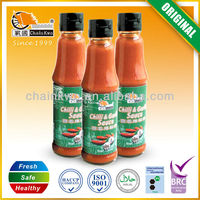Garlic & ginger chilli sauce 150ML