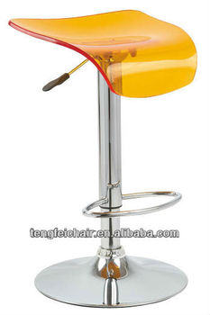 Acrylic mini bar chair TF-605