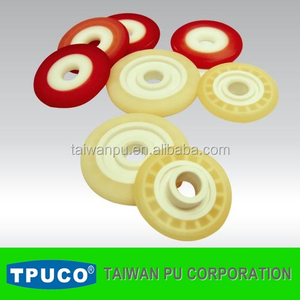 TPUCO transmission of textile machinery PU disc