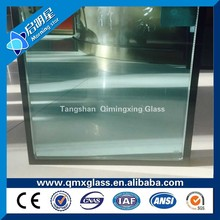 double layer glass window thermal pane window glass replacement double glazed window units