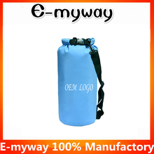 New Design Waterproof Dry Bag Floating Swimming Buoy Bag Inflatable Lake Buoys