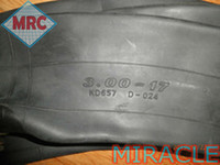 high quality natural rubber motorcycle inner tube7 25% rubber content 3.00-17 factory supply