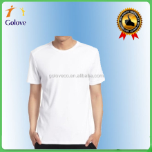 100% cotton White election campaign t shirts for philippines election