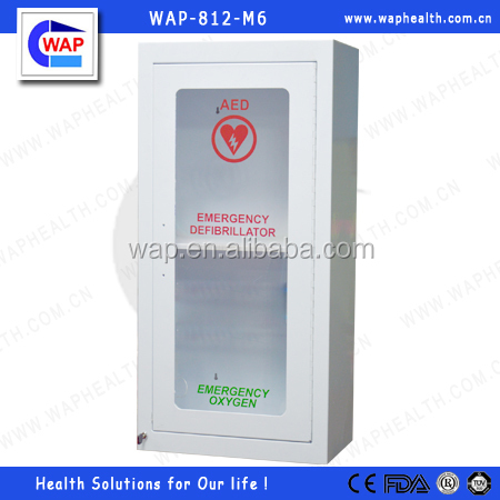 WAP-health Medical Wall Cabinet Design by WAP For AED's