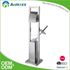 Fashion Accessory Free Standing Steel Toilet