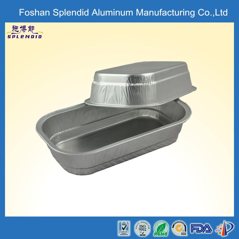 disposable colorful food packaging tray lunch box storage plate aluminum foil containers airline catering.jpg