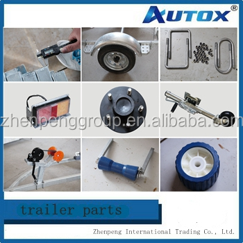 Trailer <strong>Axles</strong> Parts and Trailer Parts Use boat trailer