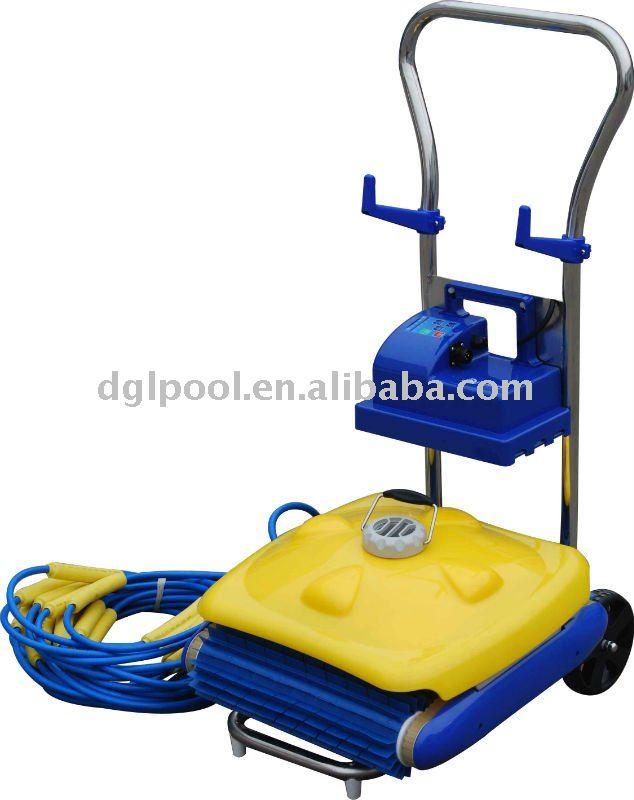 Grampus limpiador robot autom tico aspirador de piscina ce rohs etl m quinas para limpiar - Limpiador de piscinas automatico ...