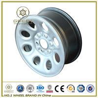 Made in China for Car sports wheel rim in 15x12 wheels of steel