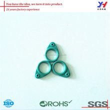 OEM ODM Customized green or color rubber components