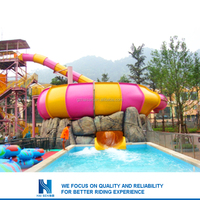 2016 Great Fun inflatable commercial water slides for sale Factory in china