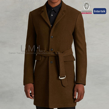 comfort mens knitted wool jacket