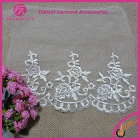 Alibaba Lace Curtain Trimming Crochet Lace Trim