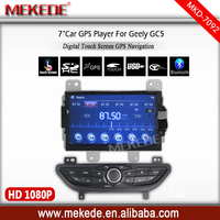 factory Outlet car multimedia player for geely gc5 built in bluetooth phoe radio cassette