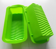 High Quality Non-stick Commercial Grade Silicone Bread and Loaf Pan Cake mold