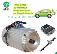 environment friendly 48V electric forklift traction motor