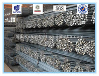 TANGSHAN HOT ROLLED ALLOYED STEEL REBAR SIZE 12MM IN BUNDELS