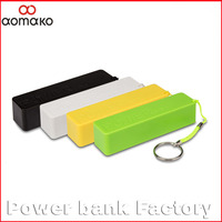 Hotselling perfume mobile power 2600mah power bank for samsung galexy s4 tab android phones L301 travel power bank