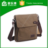 Hot Sale new brand business canvas messenger Bag