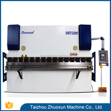 Chinese Wc67K 200T/5000 Press Brake Cnc Bending Machine
