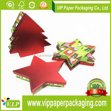 PRINTED CORRUGATED FOLDING KIDS PAPER SHOE BOX WT-PBX-535