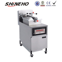 Shineho Electric Pressure Fryer Broasted Chicken Machine