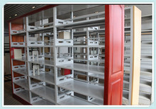 Library Steel Bookshelf Rack Steel Shelf Library Book Rack manufacturer