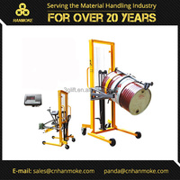 Hydraulic Portable Drum Lifter